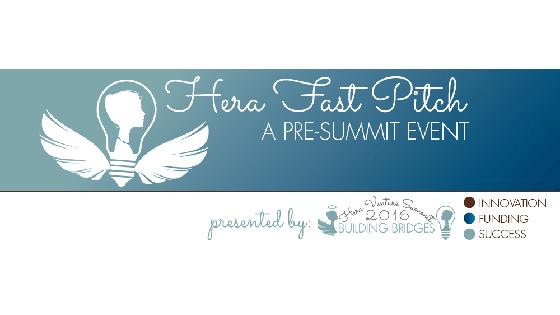Hera Fast Pitch - A Pre-Summit Event